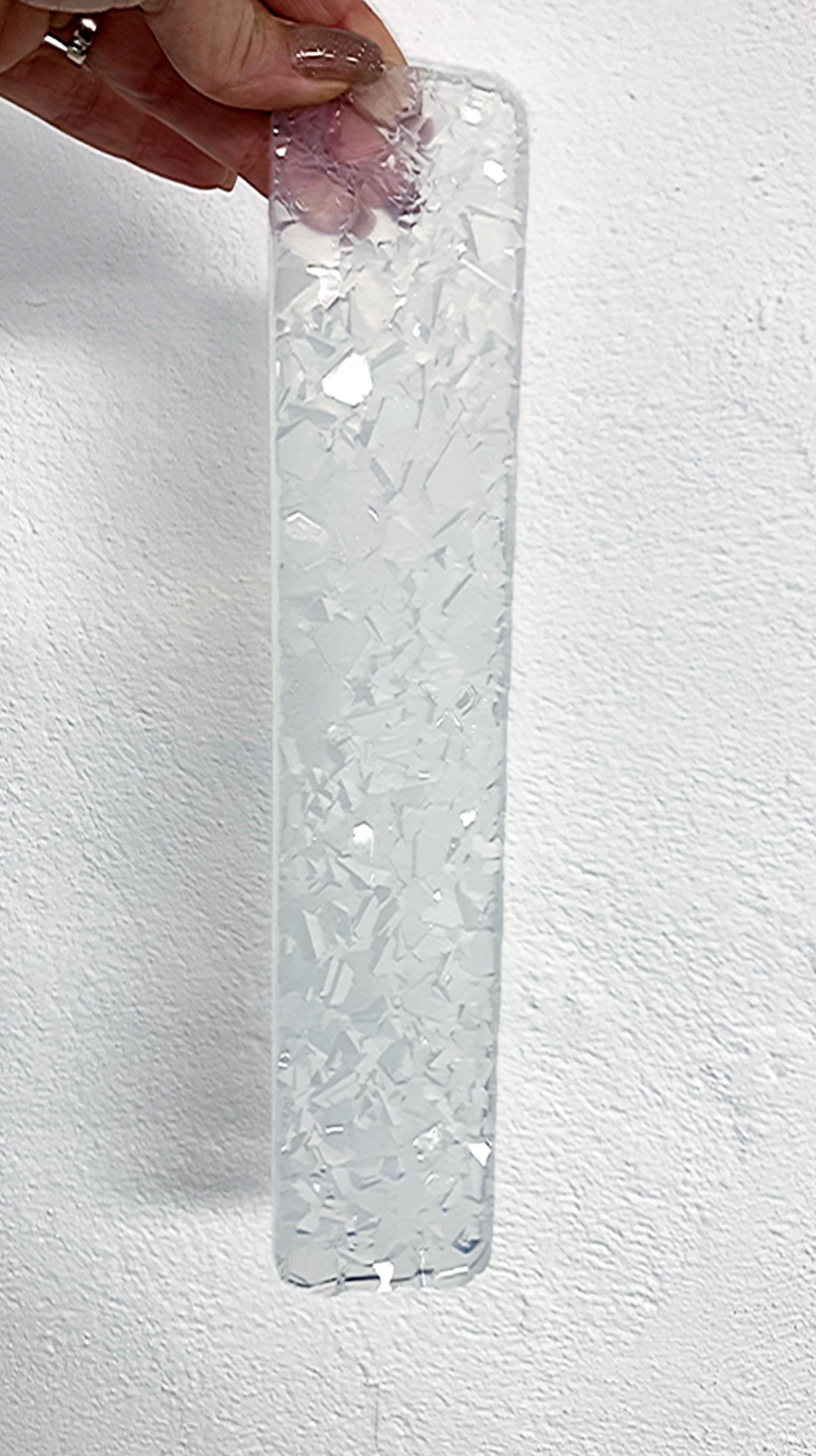 Geode Kristall Rug  5,5 x 28,5 cm